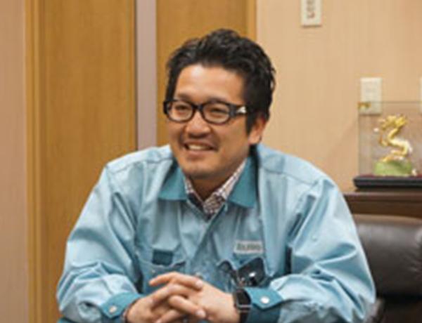 代表取締役社長 川口 宗一
